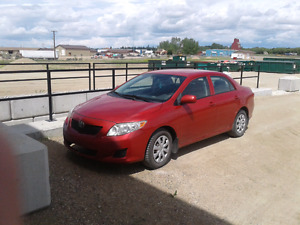 2009 corolla*Reduced*