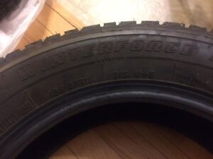 Firestone Winterforce Tires 195/65r15