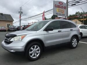 2010 Honda CR-V LX   FREE 1 YEAR PREMIUM WARRANTY INCLUDED!