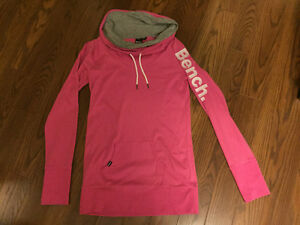 Bench sweater in pink - size large - $40 OBO