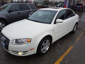 2006 Audi A4 2.0T AWD - Cert. &  Etest Included
