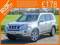2008 Nissan X-TRAIL 2.0 DCI Turbo Diesel Sport 4x4 4WD 6 Speed Bluetooth Air Con
