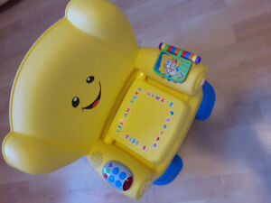 10$ Fisher price talking chair