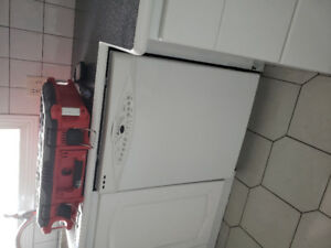 Dishwasher and stove for sale
