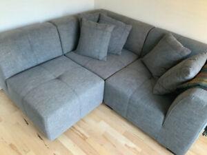 Sofa sectionnel à vendre