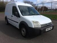 2007 Ford Transit Connect 1.8TDCi T230 LWB COMPLETE WITH M.O.T AND WARRANTY