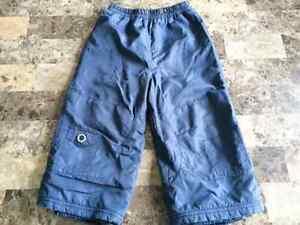 Pantalons exterieur printemps / automne garçon 2 ans
