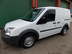 Ford Transit Connect 90ps swb van with side door.