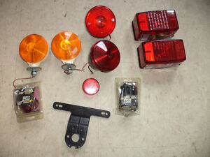 Trailer Lights and wire harness