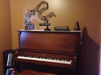 Piano lessons in the convenience of your own home!