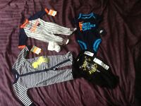 Brand New Infant Boys 0-3 month Clothing