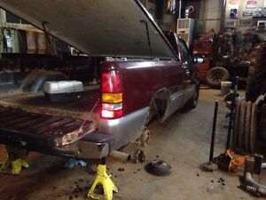Parting out 99 GMC