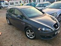 2009 Seat Leon 1.6 S Emocion - 1 FKeeper - 2 Keys - New Clutch - MP3 Radio