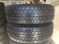 $129 all season tire pairs SUMMER BLOW OUT!
