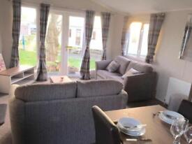 Static Caravan Nr Clacton-on-Sea Essex 2 Bedrooms 6 Berth Willerby Sheraton