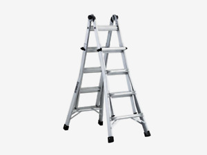 21 feet folding ladder