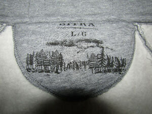 Mens Sitka cold weather hooded fleece size L Cambridge Kitchener Area image 3
