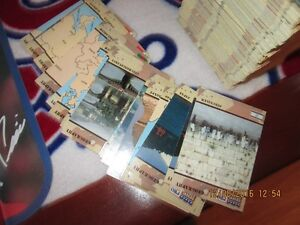 1991 DESERT STORM CARDS