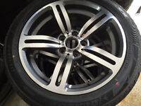 "18"" BMW M6 Replica with Dunlop Sport Maxx NEW"