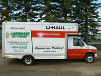 Free Truck Rental with Rental of storage