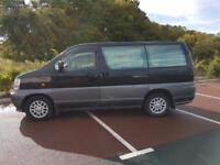 Nissan elgrand 3.2 diesel automatic 8 seater