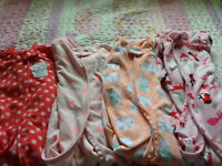 Size 3t sleepers Carter's