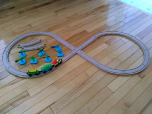 Magnetic Train Set