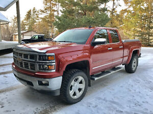 "2015 Chevrolet Silverado 1500 LTZ Pickup Truck 6""LIFT KIT"