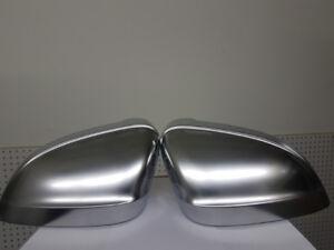 Capuchon miroir aluminium Audi mirror cap aluminum look