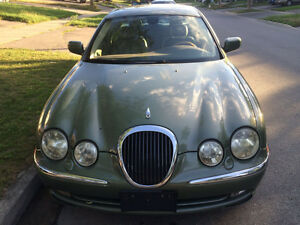 2000 Jaguar S-TYPE Sedan Serviced by Master Technician