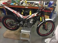 2014 Beta Evo 300 Trials Bike