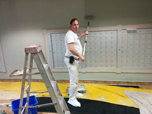 Local Painting Company ready for your next project.