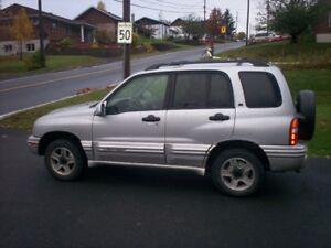2004 Chevrolet Tracker VUS