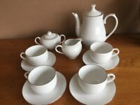 Lovely China Coffee Set