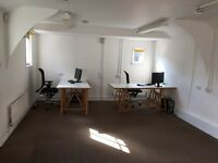 Short term office to let