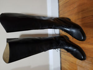 Cavalier tall riding boots