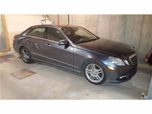 2013 Mercedes-Benz E-Class 550 4 Matic Sedan