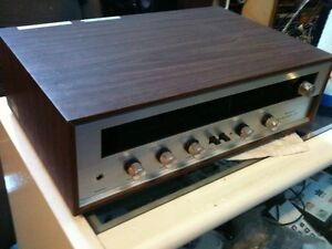 Vintage SANSUI Receiver with a Turntable & Speakers London Ontario image 1