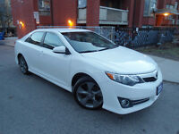 2012 TOYOTA CAMRY SE , TOYOTA NAVIGATION , LEATHER , ALLOYS !!! City of Toronto Toronto (GTA) Preview