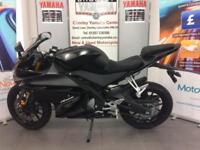 YAMAHA YZFR125 EX DEMO 138 MILES DELIVERY ARRANGED P/X WELCOME