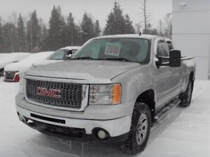 "GMC Sierra 1500 4WD Ext Cab 143.5"" SL Nevada Edition 2010"