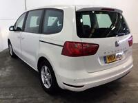 2014 SEAT ALHAMBRA 2.0 TDI CR Ecomotive S 5dr MPV 7 Seats