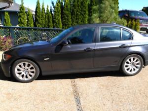 2006 BMW 323i Sedan