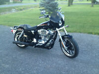 2012 HD Sportster Superlow