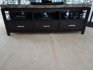 """MUST SELL Gorgeous TV Stand Will Fit 60"""" TV,"""