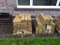 Decorative Brick / Stone, surplus to requirements