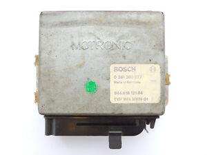 PORSCHE 944 1986-1988 ENGINE CONTROL UNIT ECU 94461812104