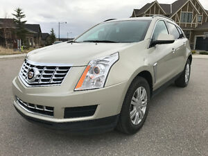 2013 Cadillac SRX AWD, low kilometers, warranty until Feb 2019 !