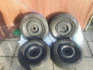 Roues d'acier / Rims R15