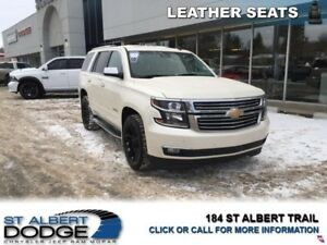 2015 Chevrolet Tahoe LTZ  HEATED LEATHER | BACK CAM | SUNROOF